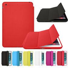 5 Farbe Smart Case For iPad mini 1 2 3 Retina Slim Stand Leder Back Cover Hülle