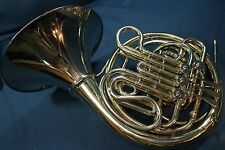 Holton H479 (Model 379 w/Screw Bell) Kruspe Wrap Double French Horn w/Case, Mpc