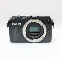 Canon Mirrorless Single-lens Camera EOS M Body ONLY EOSMBK-BODY JAPAN USED