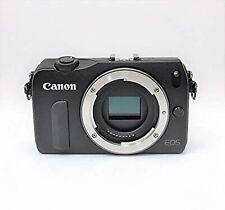 Canon Mirrorless Single-Lens Fotocamera EOS M Corpo Only Eosmbk-Body Japan Usato