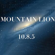 Mac OSX Mountain Lion 10.8.5 OS X Installer Recovery USB MacBook Air iMac pro