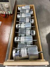 Globe Gear Motor 12vdc 5 12 Rpm 14 Shaft Huge Reduction Robot Hobby Etc Look