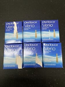 One Touch Verio Retail Test Strips, 300 Strips