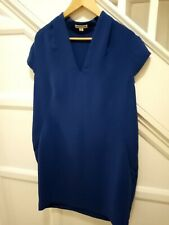 Designer ROYAL blue Dress Whistles UK 14 ❤️