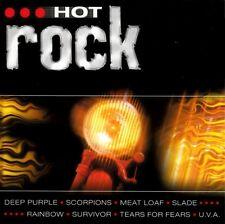Hot Rock / Steppenwolf Black Sabbath Rainbow Deep Purple Lynyrd Skynyrd  2CD