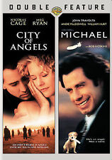 City of Angels/Michael DVD COMPLETE WITH ORIGINAL CASE & ART BUY 2 GET 1 FREE