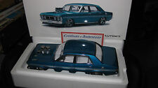 BIANTE / AUTOART 1.18 FORD XY FALCON GTHO STREET MACHINE METALLIC BLUE AWESOME