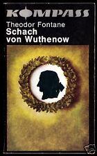 """Fontane, Theodor; Schach von Wuthenow, 1979, Reihe: """"Kompass"""", Bd.: 246"""