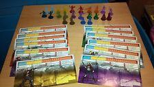 Zombicide Rue Morgue Survivors and Zombivors Set