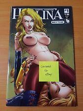 Hellina Scythe #1 Stunning Nude Variant ~ NEAR MINT NM ~ 2017 Boundless Comics