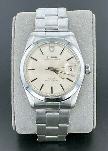 Vintage Tudor Prince Oysterdate Rotor Self-Winding Watch - Case by Rolex 9050/0