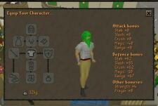 Torso Service Guide Runescape Osrs #1 Trusted Rs Seller On eBay