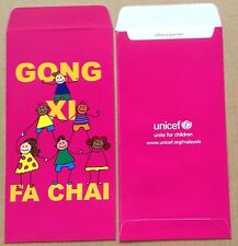Ang pow  red packet Unicef 1 pc 2012 new