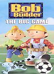 BOB THE BUILDER BIG GAME (DVD, 2002) NEW