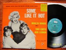Some like it hot    Marilyn Monroe  orig. Sdtr.  US 59