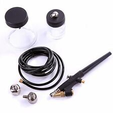 Mini Air Brush Kit ADJUSTABLE PATTERN Fine Spray Paint Art/Craft Car Graphics