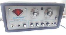 VTG RARE PETERSON MODEL 520 STROBE AUDIO TUNER EXELLENT CONDITION