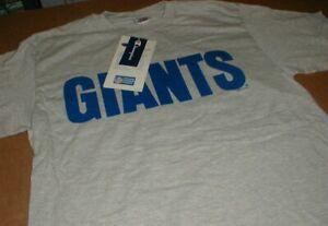 VTG NY New York Giants 1996 NFL Football T-Shirt LG L New w/tag Champion brand