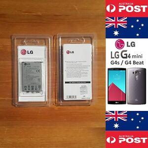 Genuine Retail LG G4 mini Original Battery BL-49SF 2210mAh Good Quality - Local