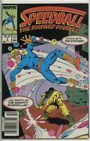 Speedball 1988 series # 2 UPC code very fine comic book