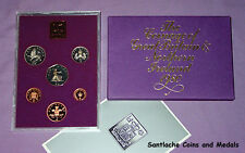 1980 ROYAL MINT PROOF SET OF COINS FOR GB & NORTHERN IRELAND