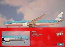 Herpa Wings 1:500 Boeing 777-300ER  KLM Asia PH- BVB   531658 Modellairport500