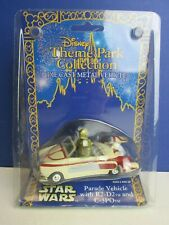 star wars DISNEY THEME PARK PARADE VEHICLE CAR DIE-CAST MODEL r2 d2 c 3po 95G