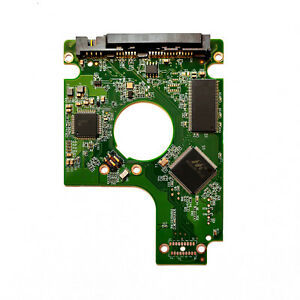Western Digital | 2060-771672-001 REV P1 | PCB board from WD5000BEVT-75A0RT0