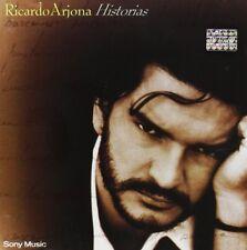 Ricardo Arjona - Historias [New CD] Argentina - Import