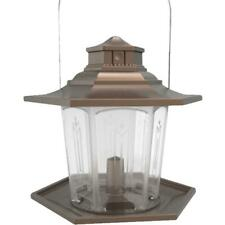 Stokes Select SureFill No Spill Bronze Plastic Lantern Bird Feeder 107 - 1 Each