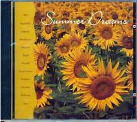 Summer Dreams Music CD, Beethoven,Bach,Chopin,Strauss,Debussy,Brahms, Mozart