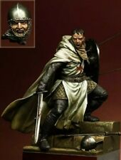 Scale 1/18 90mm Templar Knight XII ancient soldier figure Historical