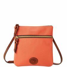 Dooney & Bourke Double Zip Crossbody BNNYL267T CRTN Bag Great Color for Fall