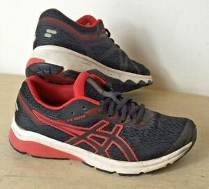 ASICS GT-1000 7 GS Running Trainers Size 4 (UK) 37.5 (EUR) Gel Foam Knit Mesh