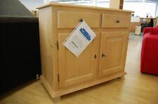 2-türige Cottage Floorboards or Bedroom Dresser Wood Solid Spruce Waxed