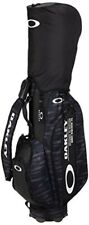 2019 NEW OAKLEY Caddy BAG BG GOLF BAG OAKLEY BLACK PRINT (00 G) from japan