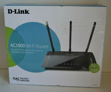 D-Link DIR-880L Wireless AC1900 4 Port Dual Band Gigabit Router - Used w/ Box