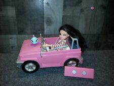 "MGA Bratz Moxie Girls Summer Swim Magic Radio Controlled R/C Car Lexa 10"" doll"