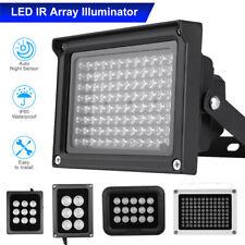 6/9/15/96 LED IR Illuminator Lamp Infrared Light for Security CCTV Camera F9A5