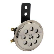 CUSTOM CLACSON Mini Disc, cromo, 72mm, per HARLEY-DAVIDSON