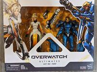 Overwatch Figures BNIP. Mercy Ange, And pharah.