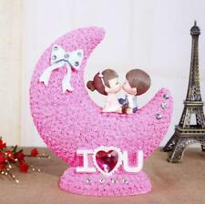 Creative Piggy Bank Gift Romantic Couples Money Box for Coins & Cash Saving Bank
