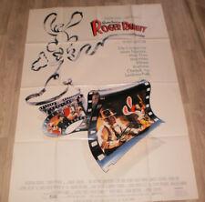 A0 Filmplakat  ROGER RABBAT,BOB HOSKINS,STEVEN SPIELBERG,ZEICHENTRICK