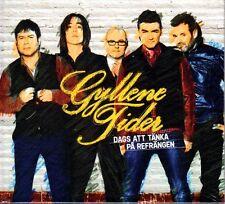 CD Gyllene Tider Dags att tänka på pa refrängen, 2013, NEU, Per Gessle, Roxette