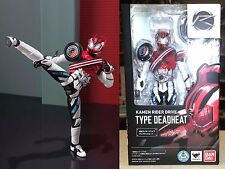 S.H. Figuarts Kamen Rider Drive Type Dead Heat Figure Bandai Toei Licensed New