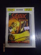 SATANIK SERIE DEL 25° - n° 10 - MAX BUNKER PRESS - 1990