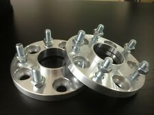 """4X HUB CENTRIC WHEEL SPACERS ADAPTERS ¦ 5x114.3MM ¦ 60.1 CB ¦12X1.5 ¦ 1.25"""" 32MM"""