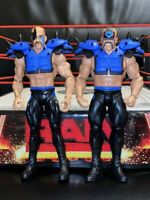 WWE MATTEL BATTLE PACK 34 LEGION OF DOOM ANIMAL HAWK WRESTLING FIGURE BASIC
