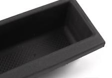 Original BMW 3 E36 Centro Trasero Cenicero Almacenamiento Retazos Cubeta Negro
