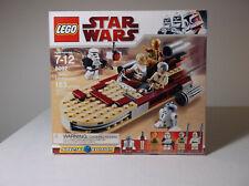 LEGO STAR WARS 8092 Luke's Landspeeder - New Factory Sealed Set - Retired - 2010